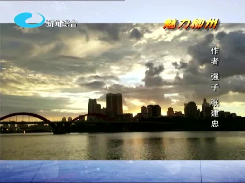 魅力柳州——夕阳