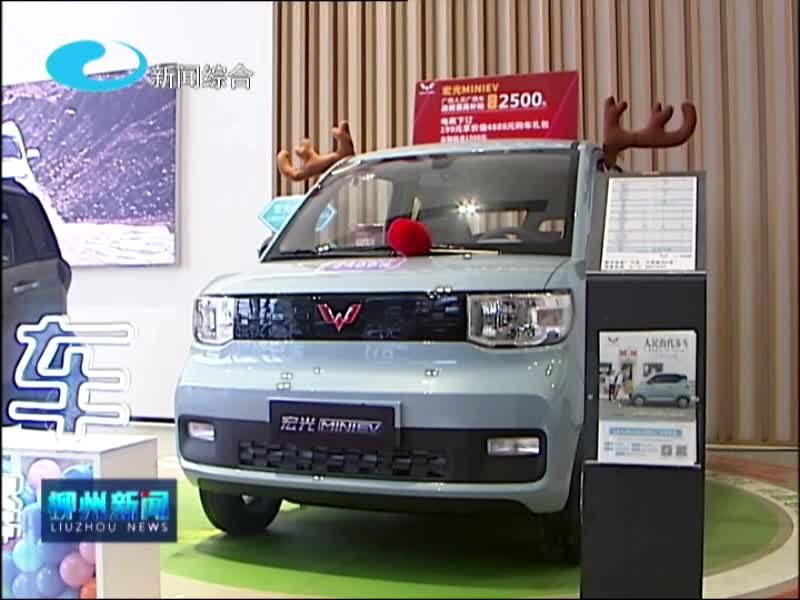 上汽通用五菱荣获2020年中国纯电动汽车销量冠军