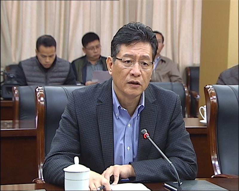 书记市长奔赴首府 为柳州发展要资金要政策