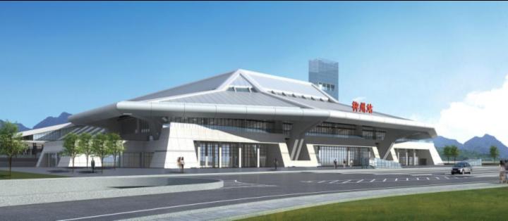 柳州站西广场预计春运后投入使用
