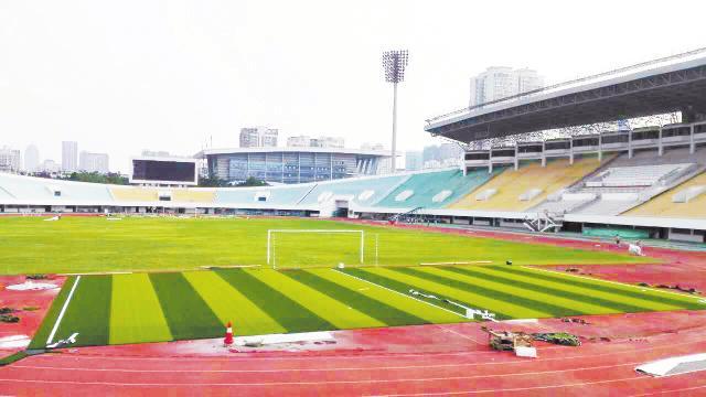 春节期间想锻炼 先看看体育中心体育场馆设施开放时间
