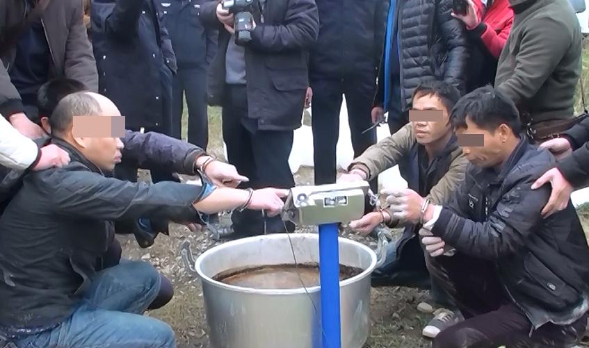 深山藏匿绝命毒师 柳州来宾警方联手破案缴毒近600公斤