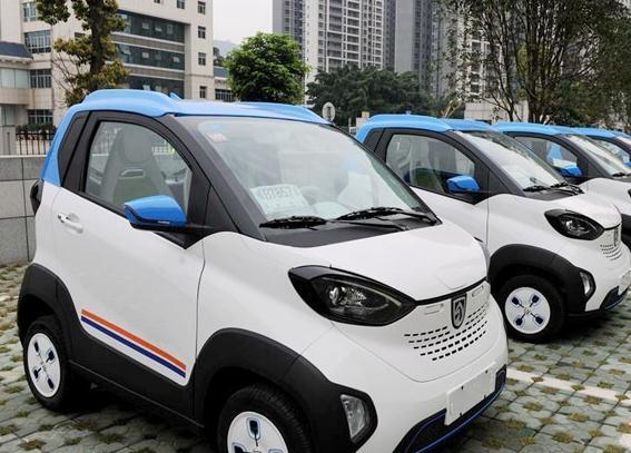 新能源汽车充电不用愁,车主可向小区申请安装充电设施