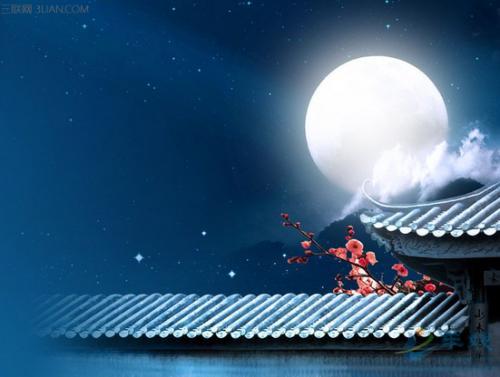 【涨姿势】花好月圆夜将至 原来古人是这样称呼月亮的~