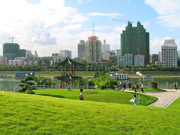 江滨公园面向社会公开征求意见 期待听到你的声音!