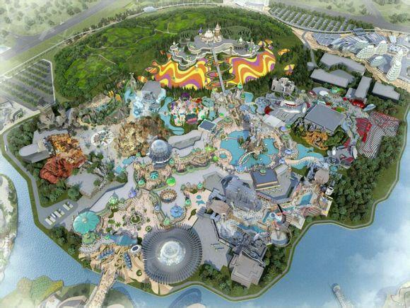 华侨城项目有望5月开园  第三产业发展再提速