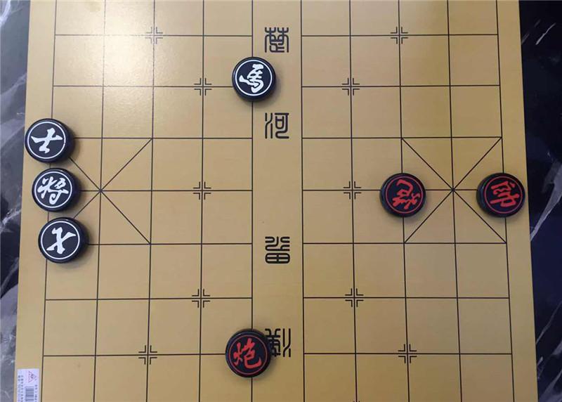 【求教】象棋国际大师许银川布局 高手快来指点两招