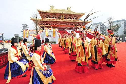 【柳江文化带 变化看发展】柳州文庙让传统文化深入人心