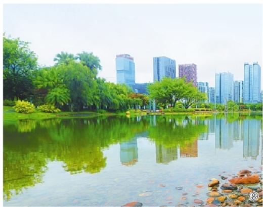 【多图】一座老工业城市的绿色变革之路
