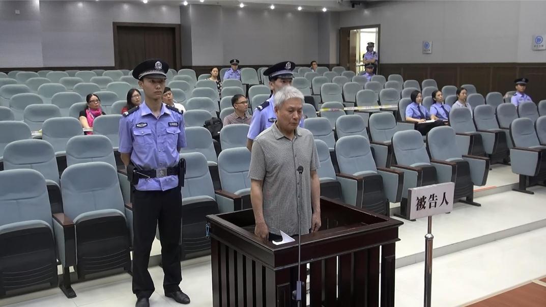 广西有色金属集团原董事长李阳通受审 涉案金额超1亿