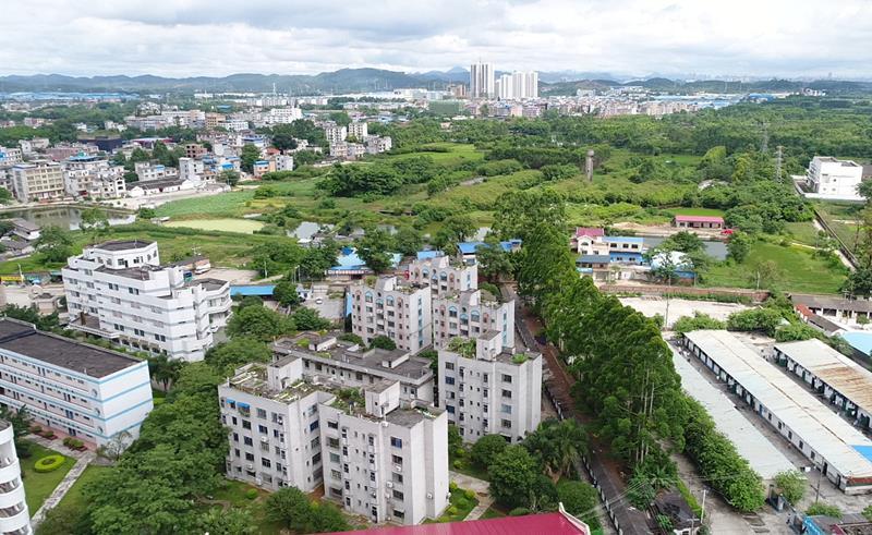 """城市发展""""北伐""""将""""开""""出柳州新天地"""