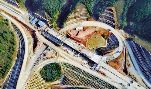 """三条在建、一条计划新开工 柳州高速公路建设""""开挂""""啦"""