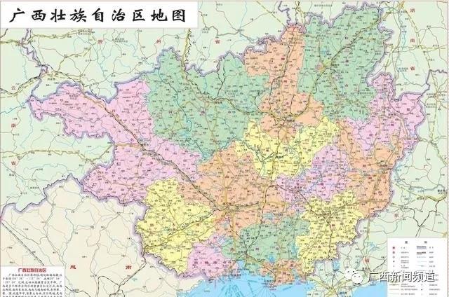 """今年,广西这件大事入选""""中国十件大事"""""""