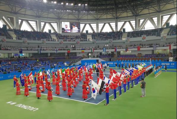高手齐聚赛事升级 柳州银行杯2018柳州国际网球公开赛10月21日盛大开幕
