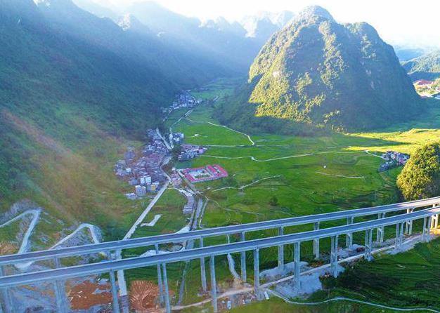 广西拟新建高速8000公里!计划已宣布,详细门路是……