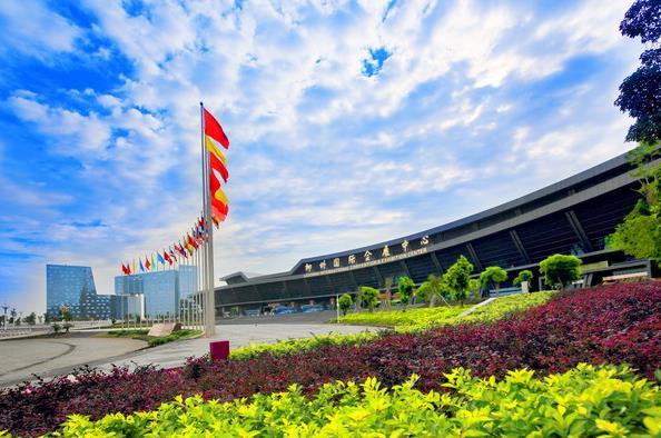 柳州国际会展中心二期展馆建设再迎重大节点