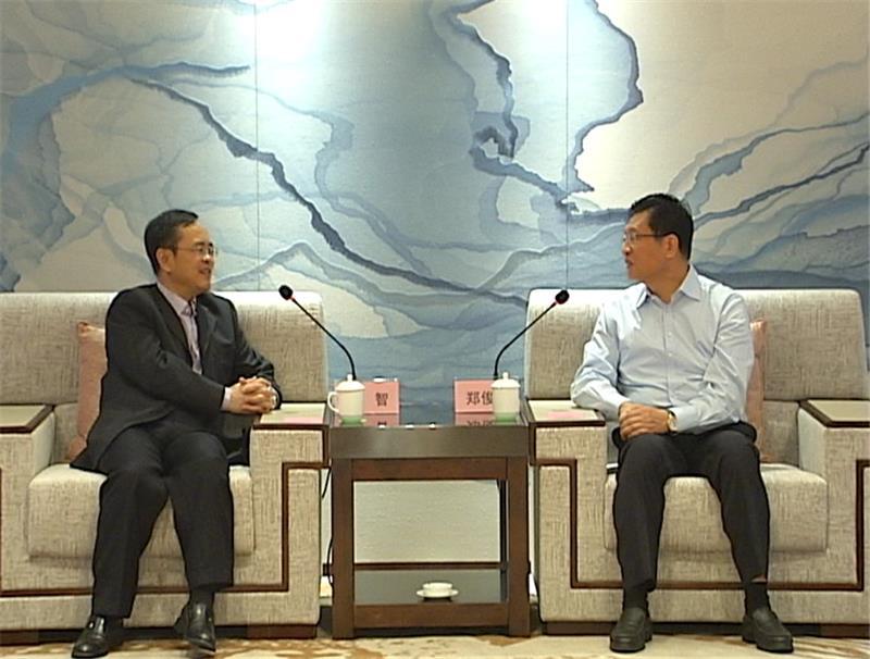 一汽将在柳东新区投资新项目 郑俊康:全力支持、尽快启动、加快推进!