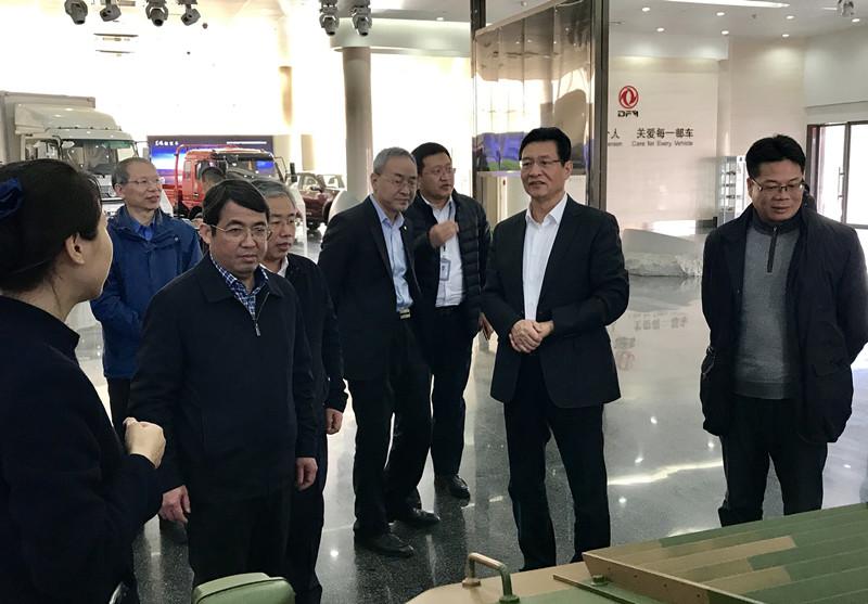 抢抓机遇|市领导率队考察鄂皖三市 寻求合作发展