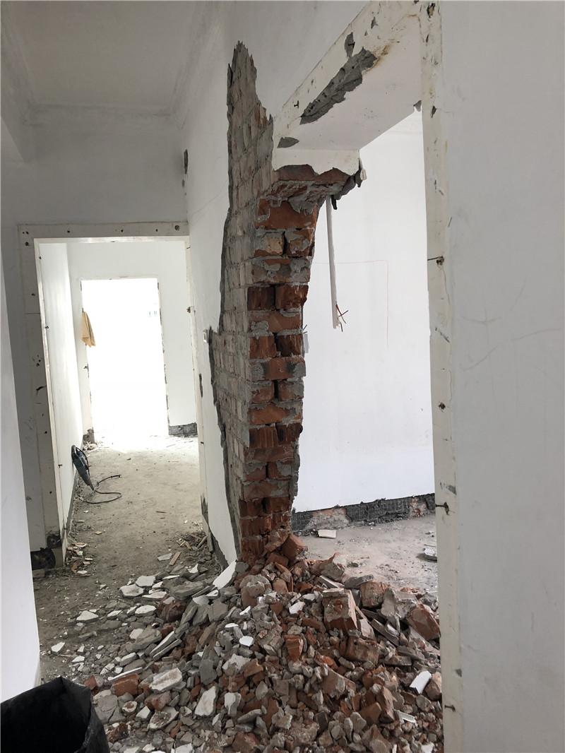 因为风水不好就要拆承重墙 还有这种操作?