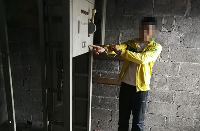 贼心不改!缓刑期间仍盗窃供电配件 男子被依法延长刑拘