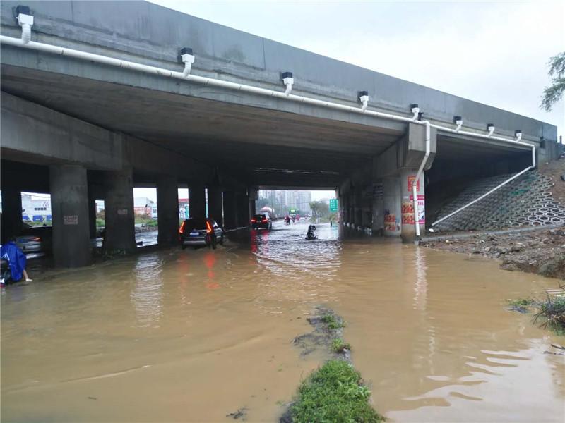 柳州的防汛排涝设施靠谱吗?这场暴雨就能检验