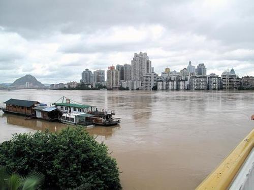 快讯|今年柳州部分中小河流可能发生50年一遇大洪水