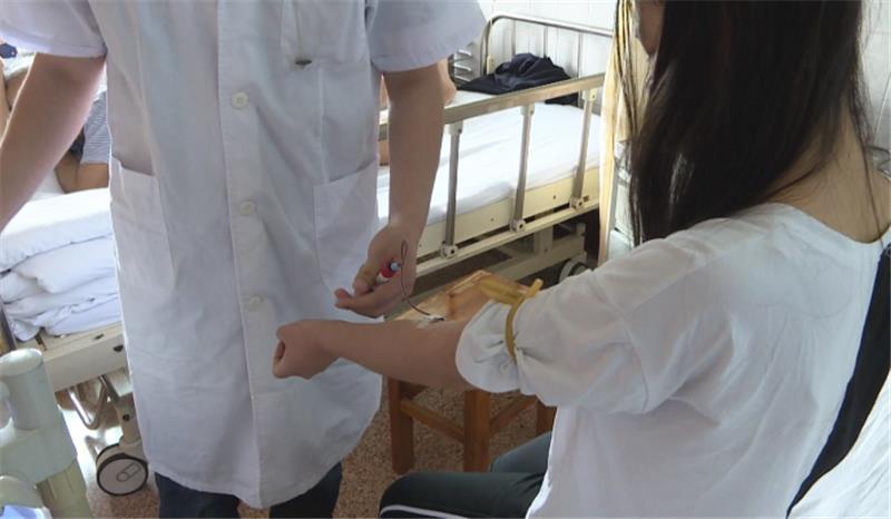 姐妹情深!9岁妹妹重度地贫,姐姐将捐献造血干细胞