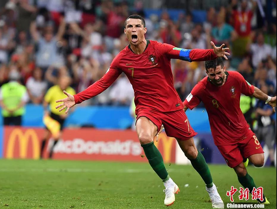 还有谁?世界杯比赛第二日,只有他占据了我朋友圈的C位