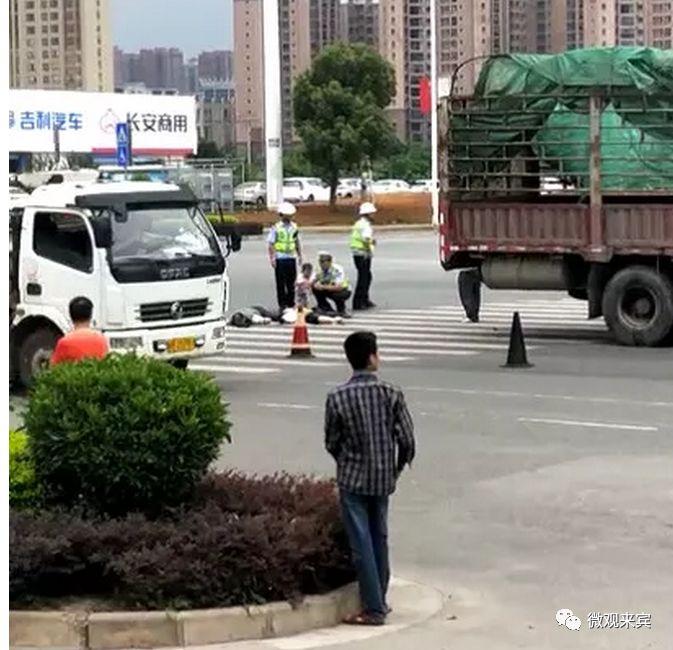 一家三口惨遭大货车碾轧后续:肇事司机被检察机关批准逮捕