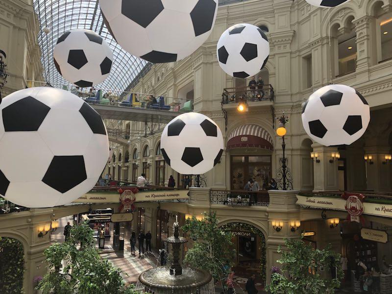 【玩转世界杯】倒计时6天,现在的莫斯科是什么样的?