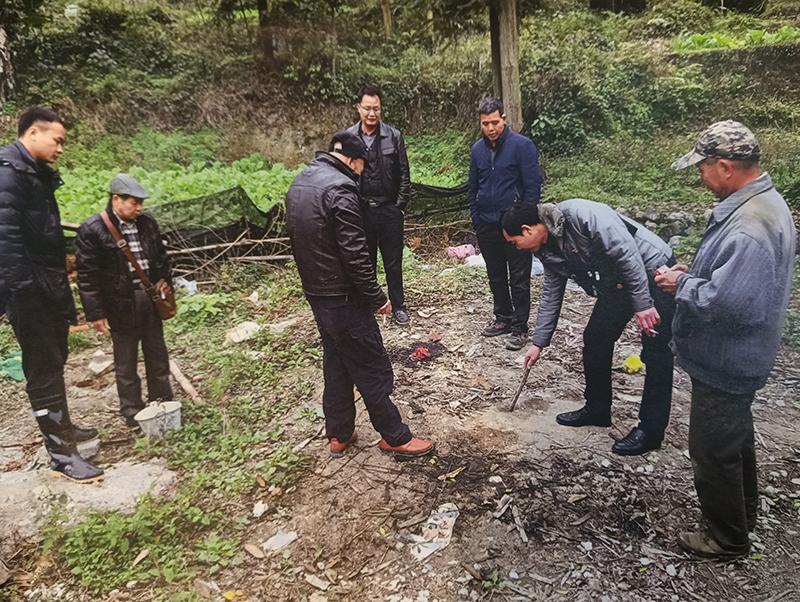 旧事追踪|六茶屯人饮工程今日开工 村民不再喝雨水