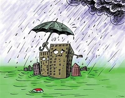 暴雨将至!防汛部分关照:做好防备事情!