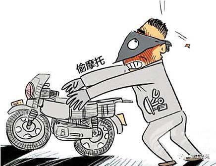 """柳江一""""瘾君子""""为筹毒资疯狂偷摩托车,栽了!"""