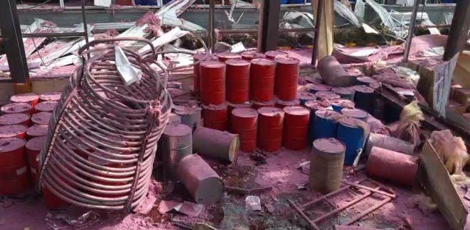 【最新】因试生产民用胶水时操作不当!广西玉林化工厂爆炸致4死6伤:粉色物质对人体无害