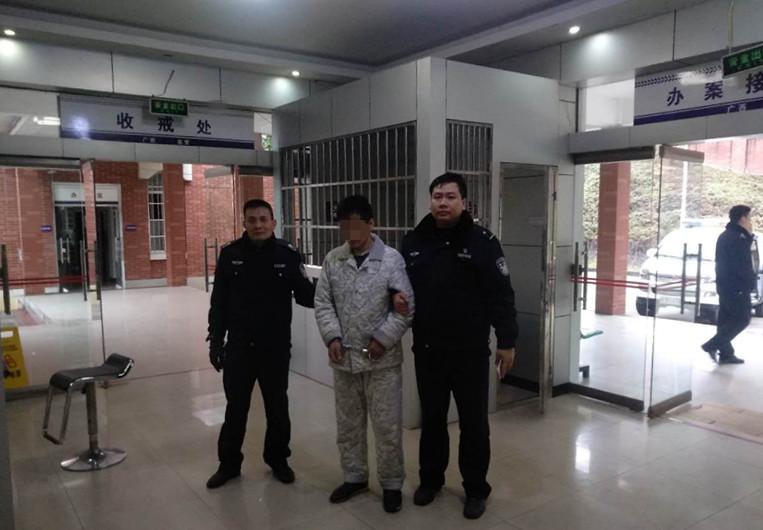 【后续报道】城中区暴力冲卡男子被行拘……