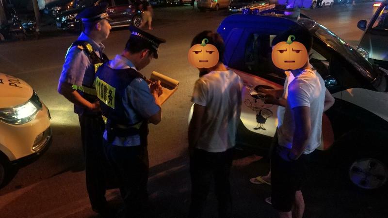 点了三斤小龙虾后不买单开车就走:警方会看监控找到我的