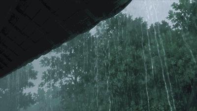 这波暴风雨来得有点猛烈!未来几天我市将有强降雨