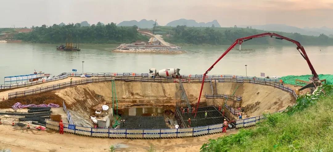 柳州—南宁又多1条高速!现已进入大规模施工阶段