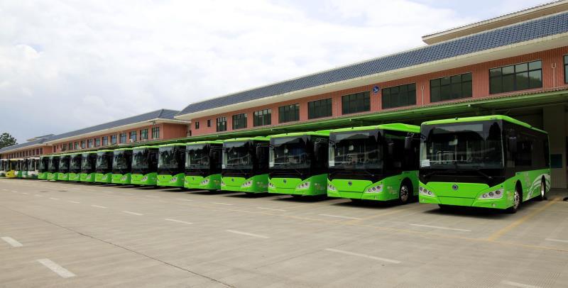 7月13日起,48路、69路启用新能源公交车 票价2元