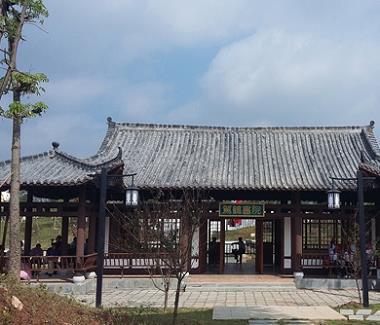 柳州园展现人文景观之美