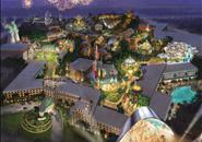 占地2000亩!柳州影视文旅项目落户北部生态新区