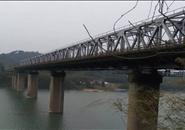 融江大桥已成危桥 6月1日起全封闭施工
