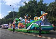 水上狂欢节筹备进入冲刺阶段 市民将成为狂欢活动主角