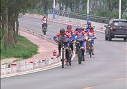 """环广西公路自行车赛柳州站即将开赛 选手""""先骑为快"""""""