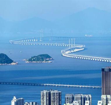 全长55公里 港珠澳大桥将于24日正式通车!