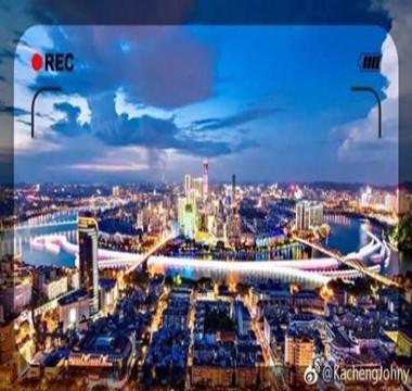柳州最新夜景高清大图曝光!冷艳天下