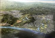 北部生态新区核心区确定 双城三核五镇瞄准国家级新区