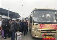 便捷|免费接驳车好繁忙 一天接送900人