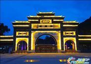 融水老君洞景区超炫夜景游6月22日起正式开放