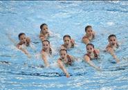 第100金!为中国花样游泳队的姑娘们点赞
